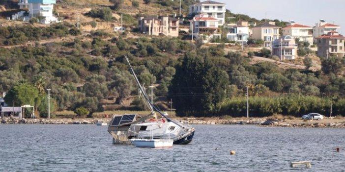 İzmir depreminde denizde kalan balıkçı o anları anlattı, deprem sonrası tsunami oluşmuştu