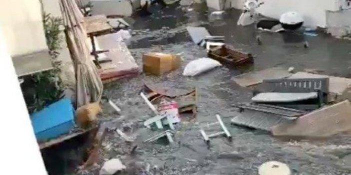 Kandilli İzmir'deki tsunaminin boyutunu açıkladı