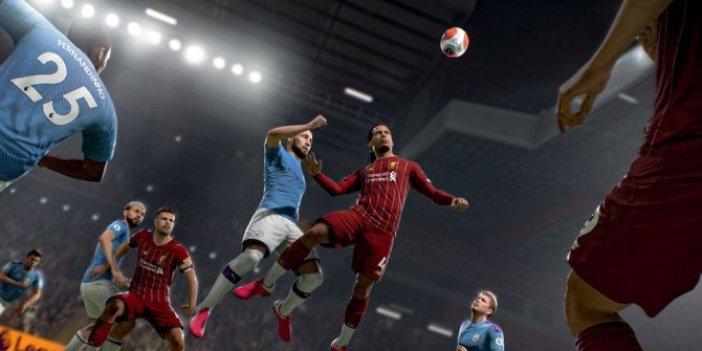 FIFA 21 oynayanlar dikkat. Canınızı sıkan sarı kart hatası artık oyunda yok