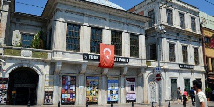 Türk Edebiyatı Vakfı ödüllerinin sahipleri açıklandı