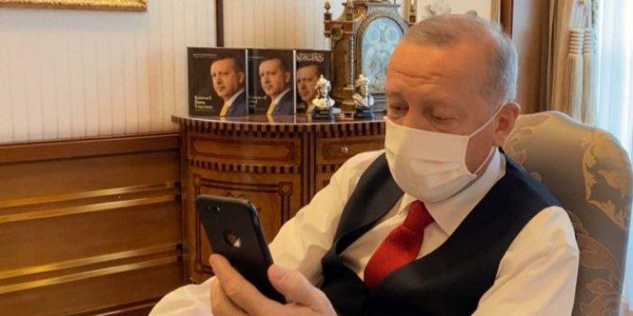 Erdoğan, Viyana'da yaralıların yardımına koşan Türklerle görüştü