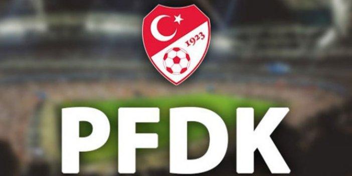 Sinan Gümüş ve Adis Jahovic, PFDK'ya sevk edildi