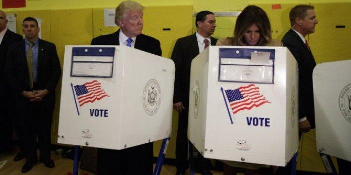 ABD Başkanlık seçimlerindeki iddialar sonrası, sosyal medya Donald Trump'ın yıllar önceki bu fotoğrafıyla yıkılıyor