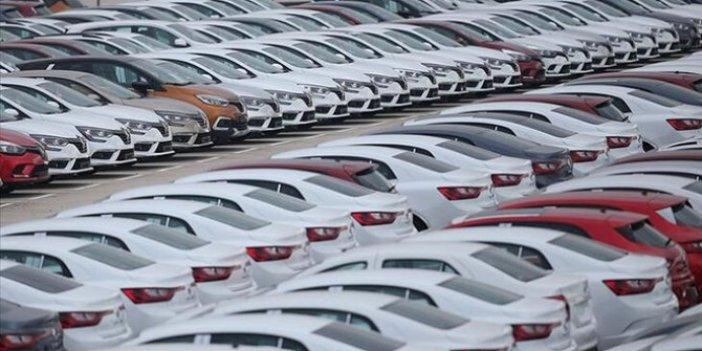 Otomotiv pazarında büyük artış. En çok satanlar belli oldu