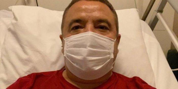 Hastaneden son dakika Antalya Büyükşehir Belediye Başkanı Muhittin Böcek açıklaması. 7 Eylül'den beri hastanede