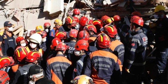 Gece, gündüz canla başla çalıştılar. İzmir'de de depremin kahramanı oldular. İnsanlık sizinle gurur duyuyor