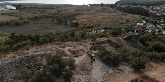 Ortaçağ kalesi turizme kazandırılıyor