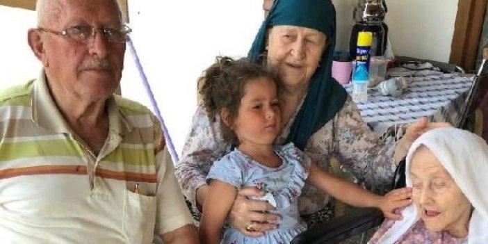 Bursa'nın en yaşlısı korona virüsü yendi