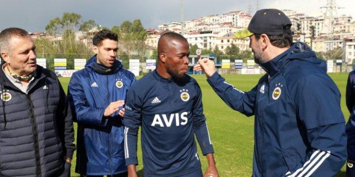 Fenerbahçe'de keyifler yerinde