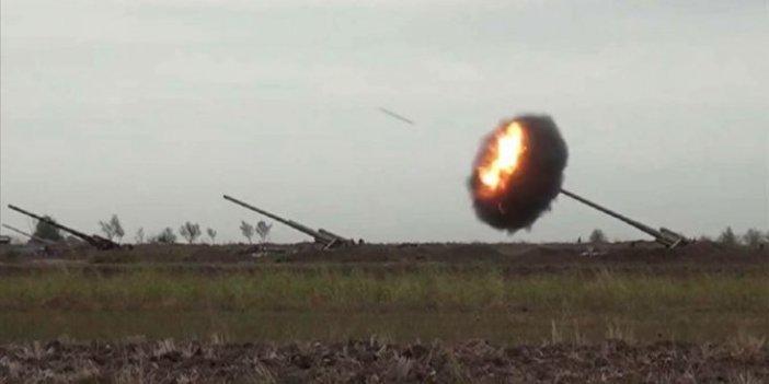 Cephe kontrolü Azerbaycan'da. Ermenistan güç kaybediyor