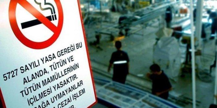 Muş'ta sigara içmek yasaklandı