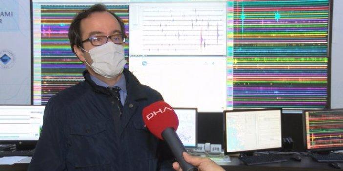 Kandilli Rasathanesi'den Dr. Öcal Necmioğlu: Tsunamide can alacak dalga yüksekliğini açıkladı