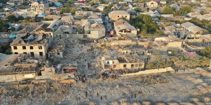 Azerbaycan Ermenistan'ın saldırılarında ölen sivil can kaybını açıkladı