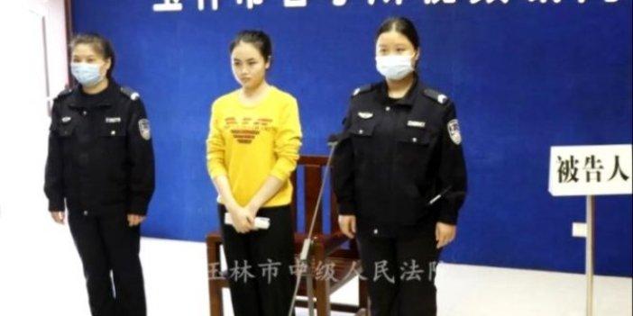 Çin'de seviştiği doktoru öldürüp, lime lime doğrayıp, tencerede kaynatmıştı. Mahkemede istenen ceza hüngür hüngür ağlattı