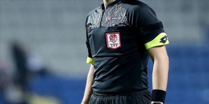 Fenerbahçe-İttifak Holding Konyaspor maçının hakemi değişti