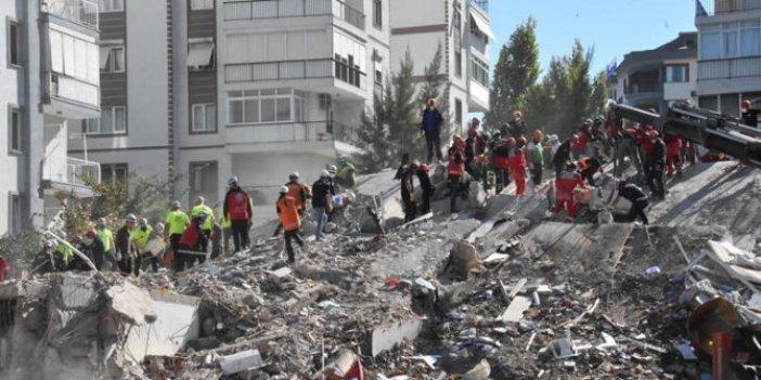 İzmir depremi soruşturmasında yeni gelişme. İzmir depremi soruşturmasında  7 kişi tutuklandı