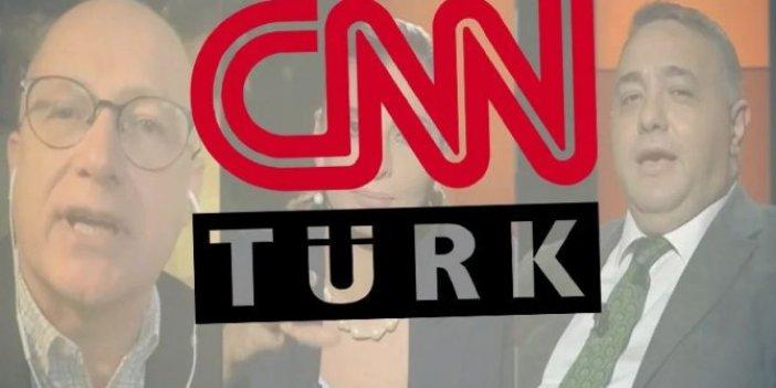 CNN Türk'ten Razi Canikligil açıklaması