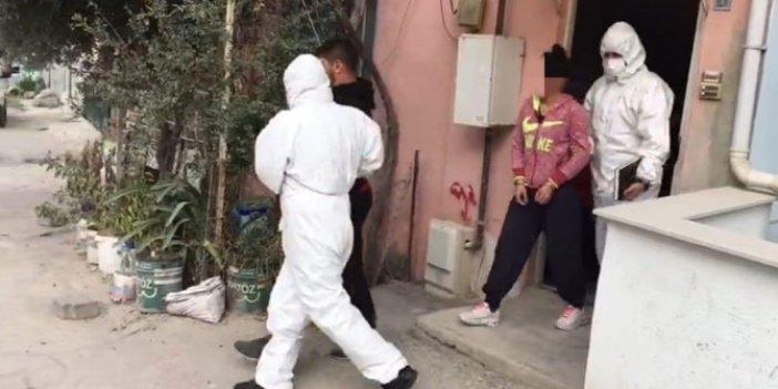 Hırsızlık şüphelilerini filyasyon ekibi görünümündeki ekipler yakaladı