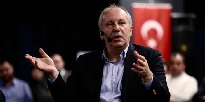 Kemal Kılıçdaroğlu'nun kurmayından Muharrem İnce açıklaması