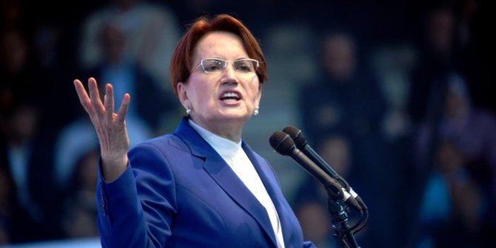 İYİ Parti Genel Başkanı Akşener'den kıdem tazminatı paylaşımı