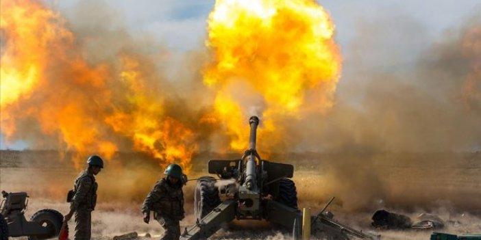 Azerbaycan ordusu ilerleyişine devam ediyor. Ermenistan bazı bölgelerde geri çekildi