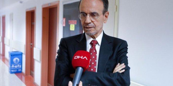 Grip geçiren kişi o hapı kullanırsa ölüm oranı yüzde 100. Rastgele kullanıyorlar diyen Prof. Dr. Mehmet Ceyhan açıkladı