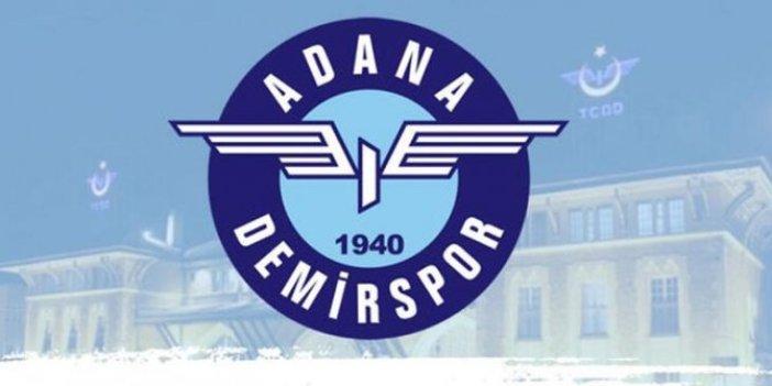 Adana Demirspor'da korona virüs şoku