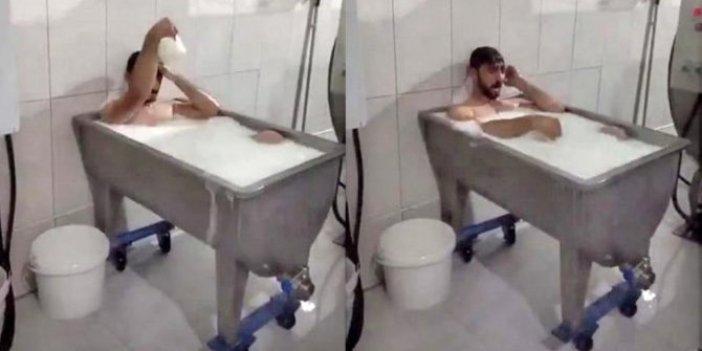 Konya'daki o fabrikanın hangi markalara süt verdiği ortaya çıktı. Kazanda süt banyosu gündem olmuştu