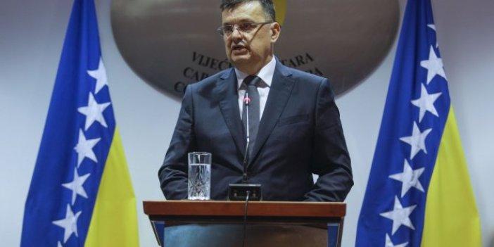 Bosnalı siyasetçi Zoran Tegeltija koronaya yakalandı