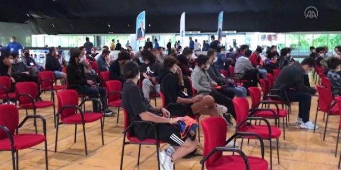 Antalya'da e-spor turnuvası