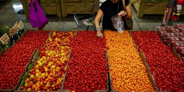 Antalya'da domates üretimi düşünce gözler Irak'a çevrildi