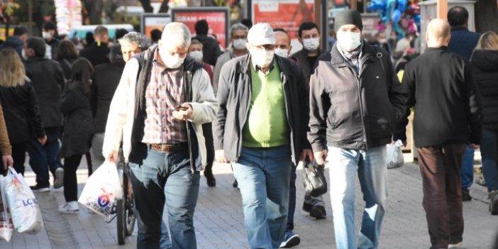 Eskişehir'de 65 yaş üstü vatandaşların sokağa çıkması kısıtlandı