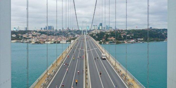 42. İstanbul Maratonu'nun kazananı belli oldu