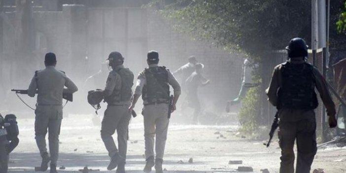 Hindistan'da güvenlik güçleri ile direnişçiler arasında çatışma: 7 ölü