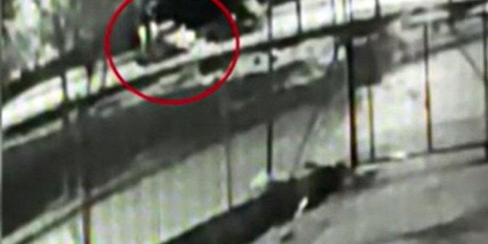 Tuzla'daki korkunç olayda fail kameraya yakalandı