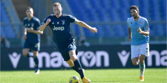 Muriçli Lazio, kendi sahasında Juventus ile beraberliği son anda kurtardı