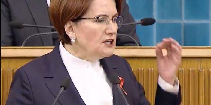 Berat Albayrak'ın istifa duyurusunun ardından paylaştı. İYİ Parti Genel Başkanı Meral Akşener günler öncesinden söylemişti