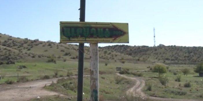 Ermenistan'ın işgalinden kurtarılan köylerden ilk görüntüler geldi