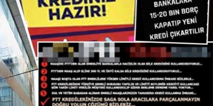 İstanbul'da akıllara durgunluk veren dolandırıcılık. On binlerce kişiye kredi şoku. Herkesin başına gelebilir