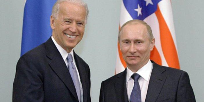 Putin, Joe Biden'ı neden tebrik etmedi. Kremlin açıkladı