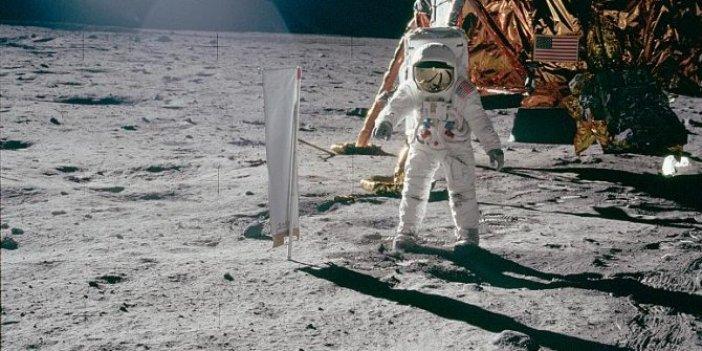 Neil Amstrong'un Ay'da çektiği fotoğraflar satışa çıkacak