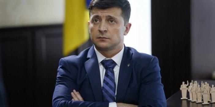 Ukrayna Devlet Başkanı Zelenskiy'den kötü haber