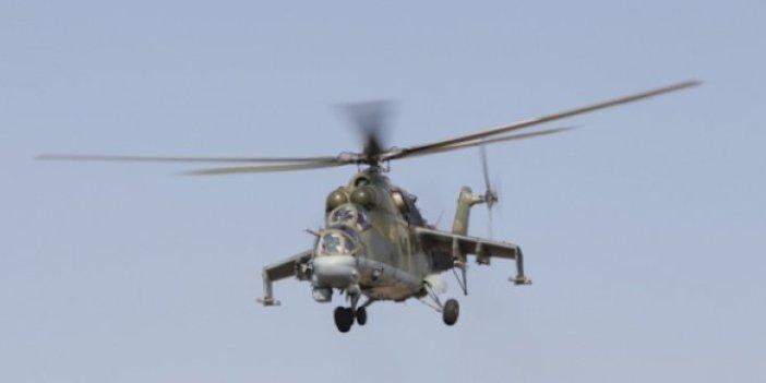 Flaş... Ermenistan'dan ateşlenen füze, Rus helikopterini vurdu