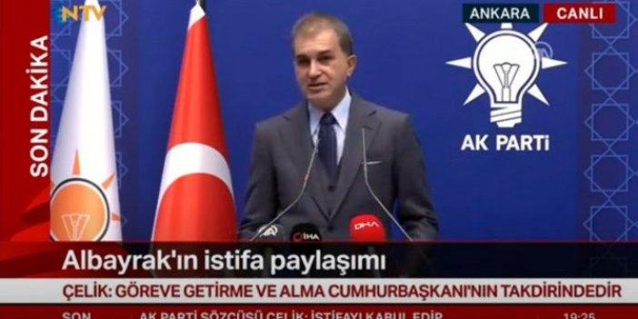 AKP MYK sonrası Ömer Çelik açıklama yaptı