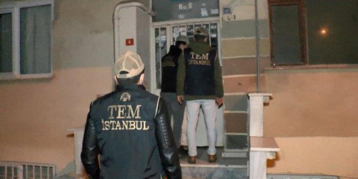 İstanbul merkezli 21 ilde FETÖ operasyonu. Çok sayıda gözaltı var