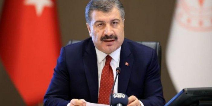 Sağlık Bakanı Fahrettin Koca'nın 'Atatürk' paylaşımına tepki yağıyor