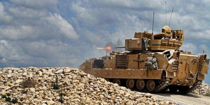 ABD'den Suriye'deki üslerine takviye
