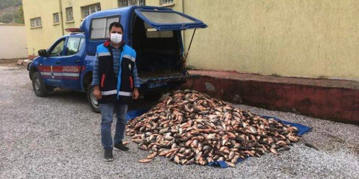 Kaçak avlanan balıkçılara rekor ceza