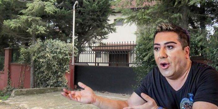 Sosyal medya fenomoni Murat Övüç'ün lüks villasına hırsız girdi
