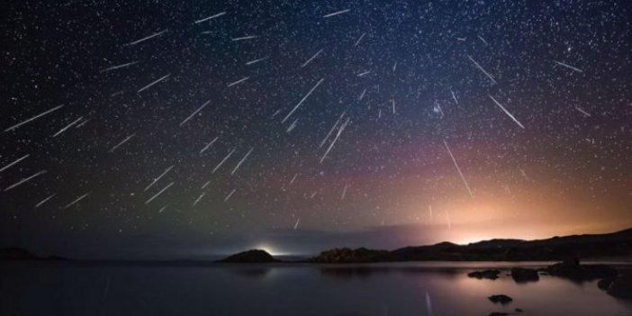 Leonid meteor yağmuru ne zaman. Gözle görülebilir mi
